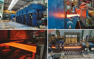 达涅利多功能无头轧制(DUE®)首套板材产品多功能轧制生产线现已试运行