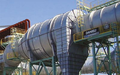 BOF 转炉煤气清洗系统提升效率和废气品质的升级改造