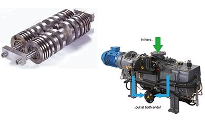 在钢液真空脱气应用中成功利用机械真空泵
