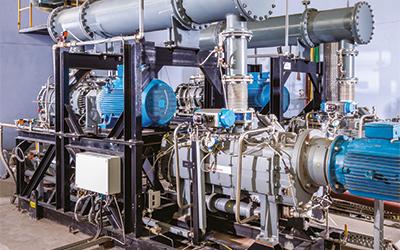 Edwards-专用于钢液真空脱气应用的市场领先的真空解决方案