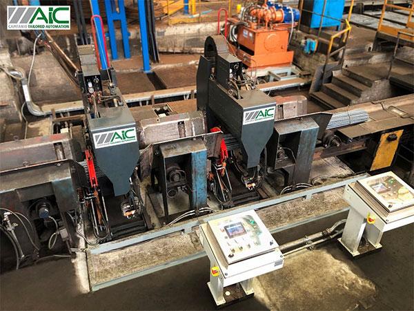 Rolling mill upgrade at Acciaierie di Sicilia in Catania, Italy
