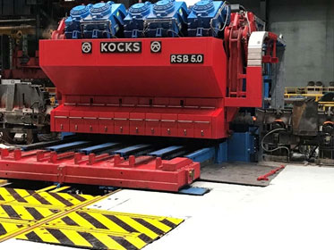 KOCKS RSB® 5.0 successful commissioned at Xiangtan's SBQ mill #3