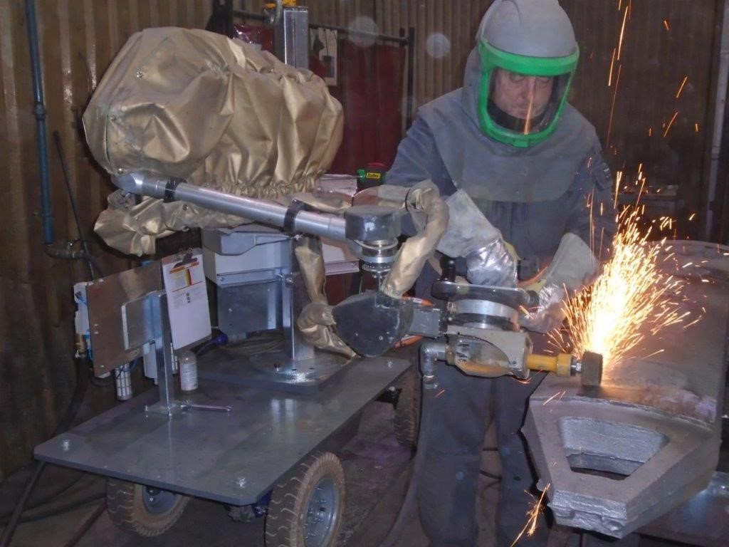 Sheffield Forgemasters adopts pioneering robot assistance