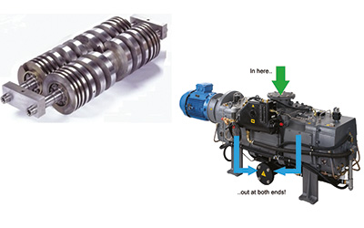 Successful utilisation of mechanical vacuum pumps in steel degassing
