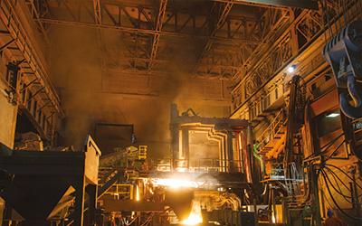康斯迪废钢连续送料与iRecovery