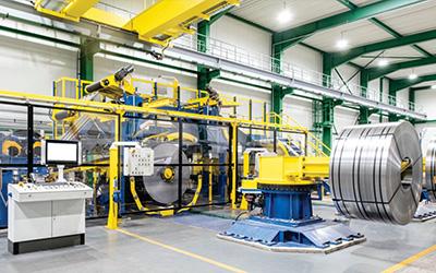 Advanced strip handling equipment from hpl-Group