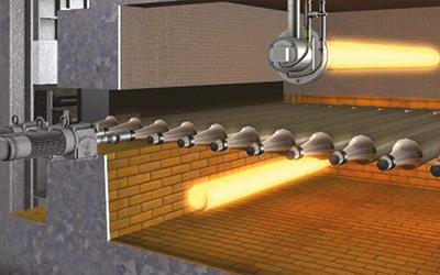 Advanced technologies for heat treatment of heavy plates