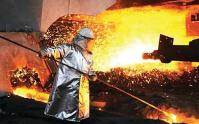 How to prevent the blast furnace tuyere from burning through