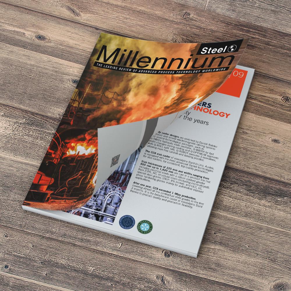 Millennium Steel America 2020/21