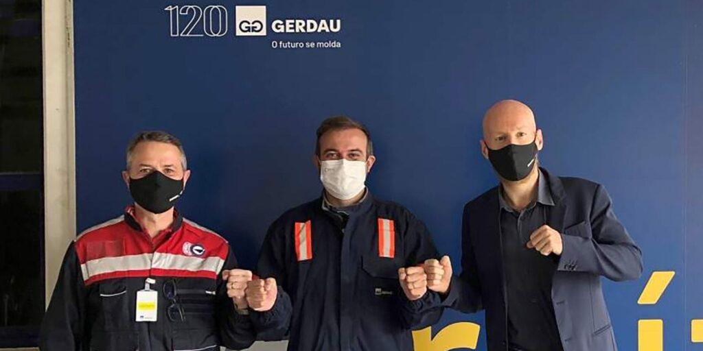 Gerdau chooses Danieli