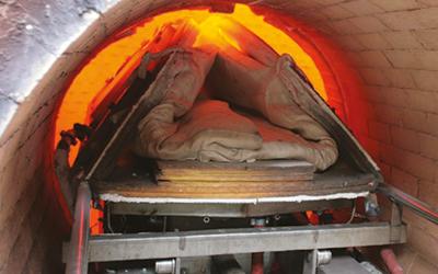 热风系统技术、操作与炉龄管理的研发